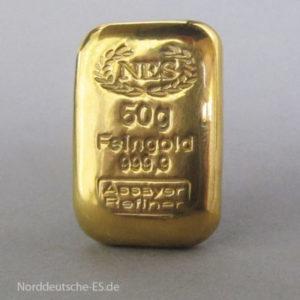 50g Feingold 999.9 NES